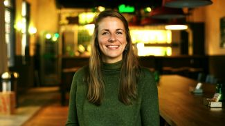 Anke, Manager en charge de l'innovation chez Grolsch